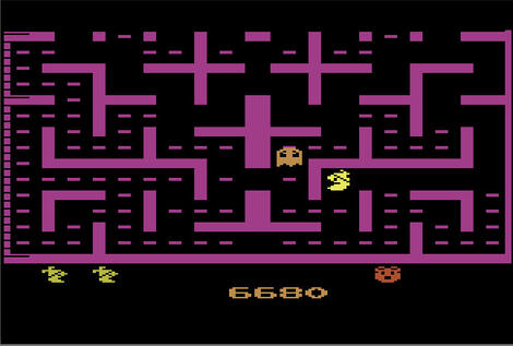 Atari:VCS:2600:JavAtari:Jr. Pacman:Atari Corporation:Bally Midway Manufacturing Co., Inc.:1987: