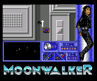 Amiga:Commodore:WinUAE:Moonwalker:U.S.GoldLtd.:EmeraldSoftwareLtd.:1989: