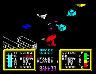 ZX:Spectrum:FUSE:Zaxxon:U.S. Gold Ltd.:SEGA Enterprises Ltd.:1985: