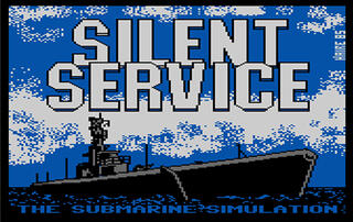 Atari:Altirra:Silent Service:MicroProse Ltd.:MicroProse Software, Inc.:1985: