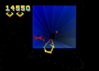 Atari:Jaguar:Virtual:Tempest 2000:Atari Corporation:Llamasoft Ltd.:1994: