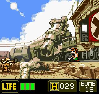 Neo:Geo:Pocket:Color:NeoGPC:Metal Slug 2nd Mission:SNKofAmerica:UkiyoteiCompany,Ltd.:22.05.2000: