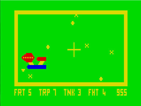 Z80 Egzotic:VZ:DSVZ:Star Blaster:Dubois & McNamara - Smith, Dick:VZ300 Games Disk #1