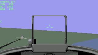 Amiga:WinUAE:Air Duel: 80 Years of Dogfighting:MicroProseLtd.:VektorGrafixLtd:1993: