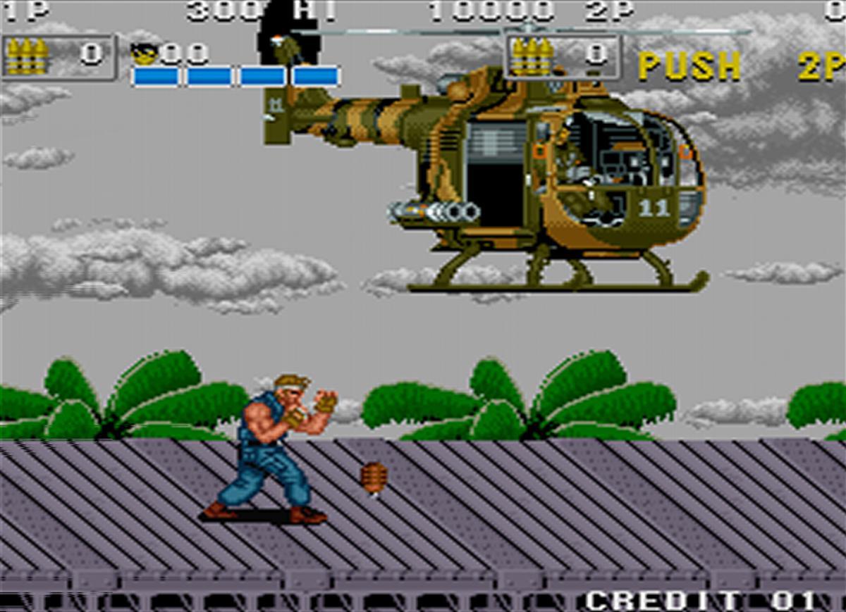 Arcade] FinalBurn Alpha v0 2 97 29