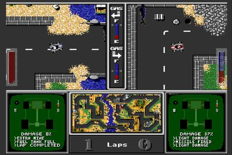 Amiga WinUAE:High Octane:Fry-Up Productions:1993: