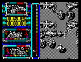 ZX:Spectrum:Sinclair:Ziggy:Zero:Silent Shadow:TopoSoft:TopoSoft:1988: