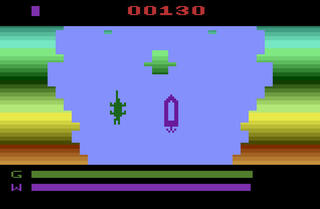 Stella:Atari:VCS:2600:River Patrol:Tigervision:Orca Corporation:1984: