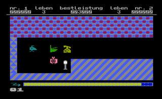 Atari:XE:XL:800:Altirra:Nadral:Atari Inc:1985