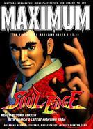 Pełny zestaw skanów magazynu Maximum