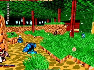 Megaman 8bit DeathMatch