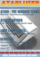 [ATARI] Atari User #8