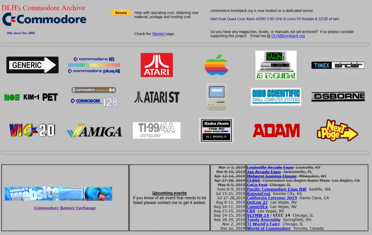 PDF] Nowości w DLH's Commodore Archive