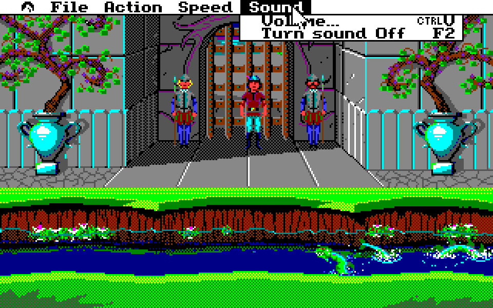 Amiga:TheCompany:King's Quest I: Quest For The Crown Enhanced:Sierra:1991: