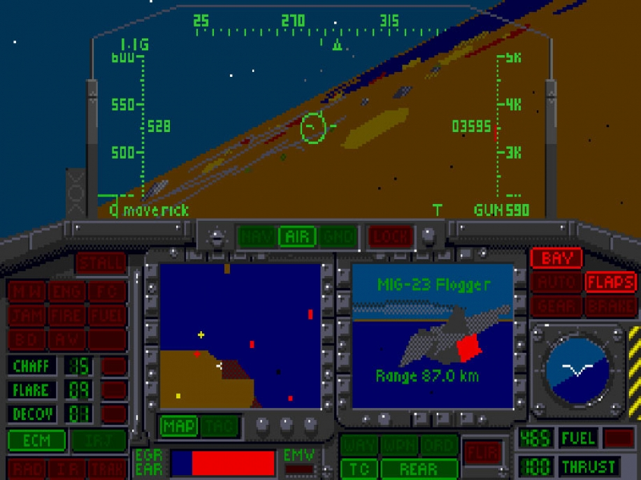 Amiga:TheCompany:Exec:F-117A Nighthawk Stealth Fighter 2.0:MicroProse Software, Inc.:MicroProse Software, Inc.:1993: