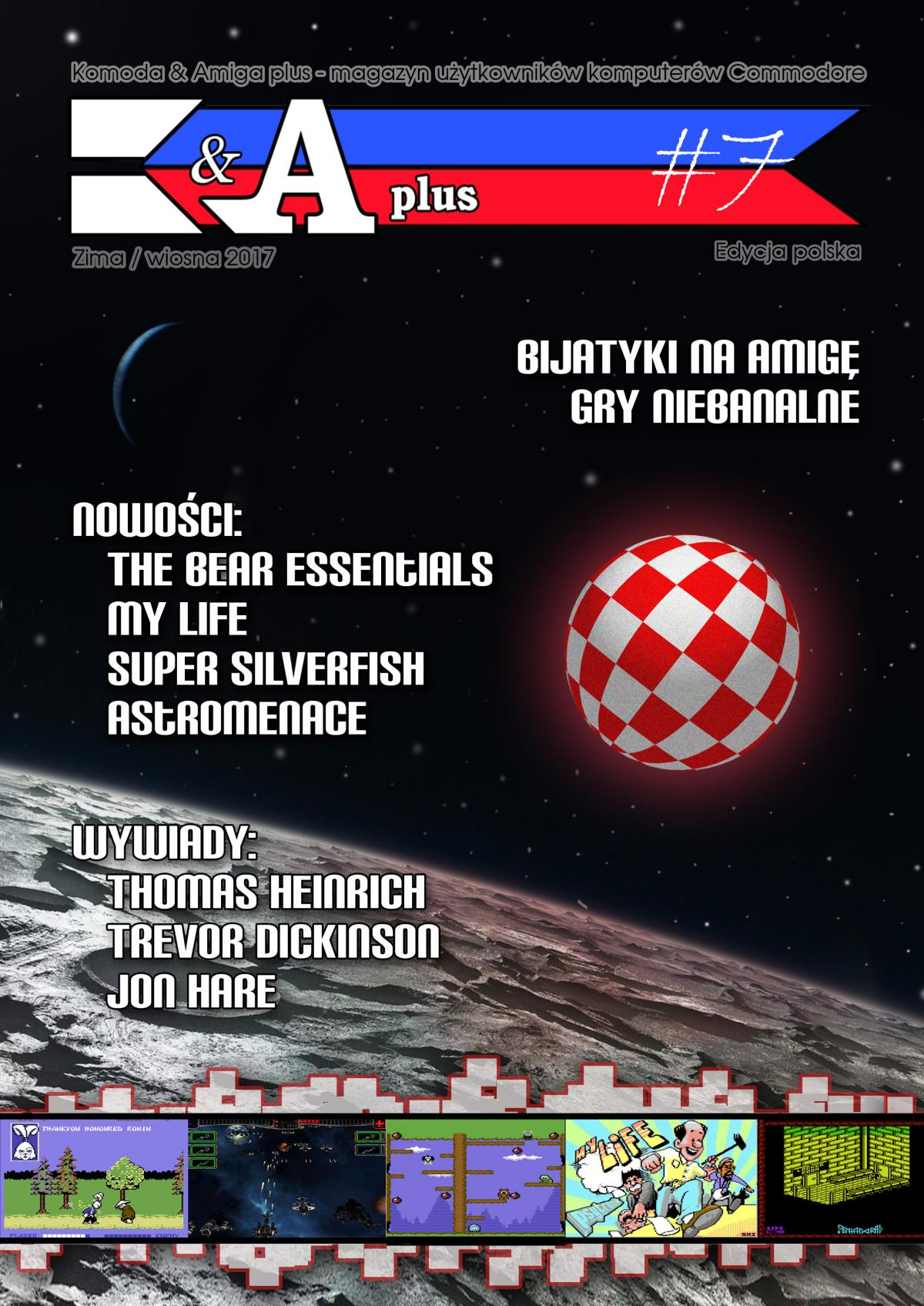 PDF Komodore And Amiga Fan no 7